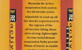 1993 reynolds 1993