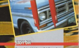 1995 RS Judy DH 1995