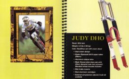 1997 Rock Shox DHO 1997