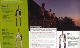 1997 Rock Shox mag 21 Quadra 5 Indy C 1997