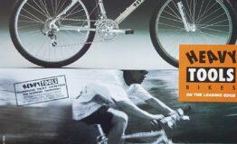 Heavy Tools Equipe FS1 Ad aus Bike 1994