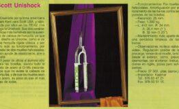 Scott unishock 1992 info