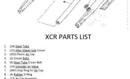 xcr manual 2