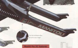 Ansewr manitou Pro XC 1996