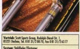 Scott unishock s