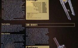 Girvin Vector SR 8001 Test
